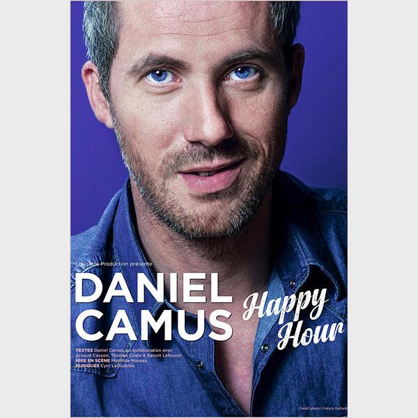 """DANIEL CAMUS """"Happy Hour"""""""