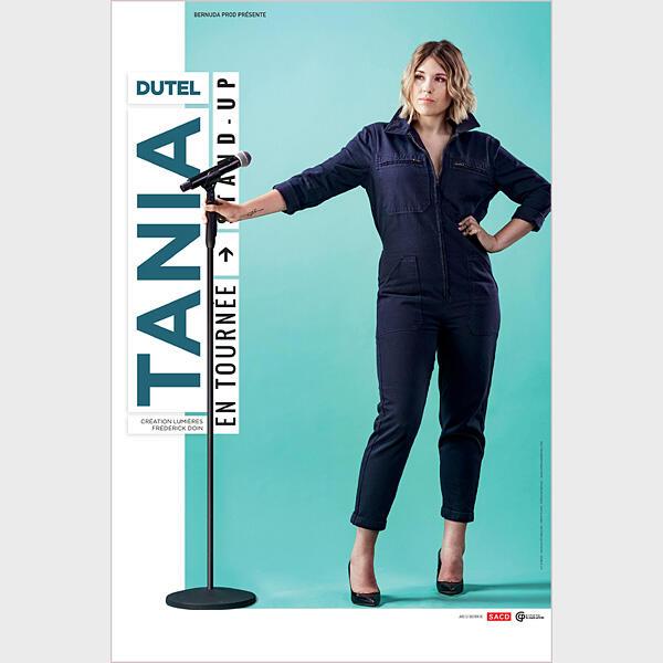 """TANIA DUTEL """"En tournée"""""""